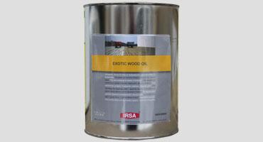 Масло-воск для экстерьера IRSA Exotic Wood Oil