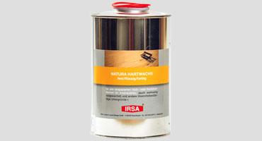 Воск для интерьера IRSA Natura Hardwachs