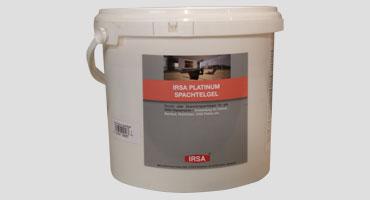 Шпатлевка на водной основе IRSA Platinum Spachtelgel