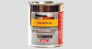 Масло-воск для экстерьера IRSA Wood Oil