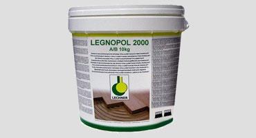 Клей для паркета Lechner Legnopol 2000 2-компонентный